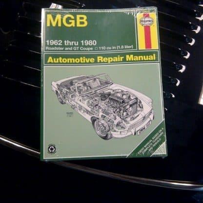 Haynes MGB Workshop manual