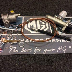 Complete hydrauliekset koppeling MGB