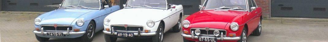 Mg parts benelux mg parts benelux for Benelux cars