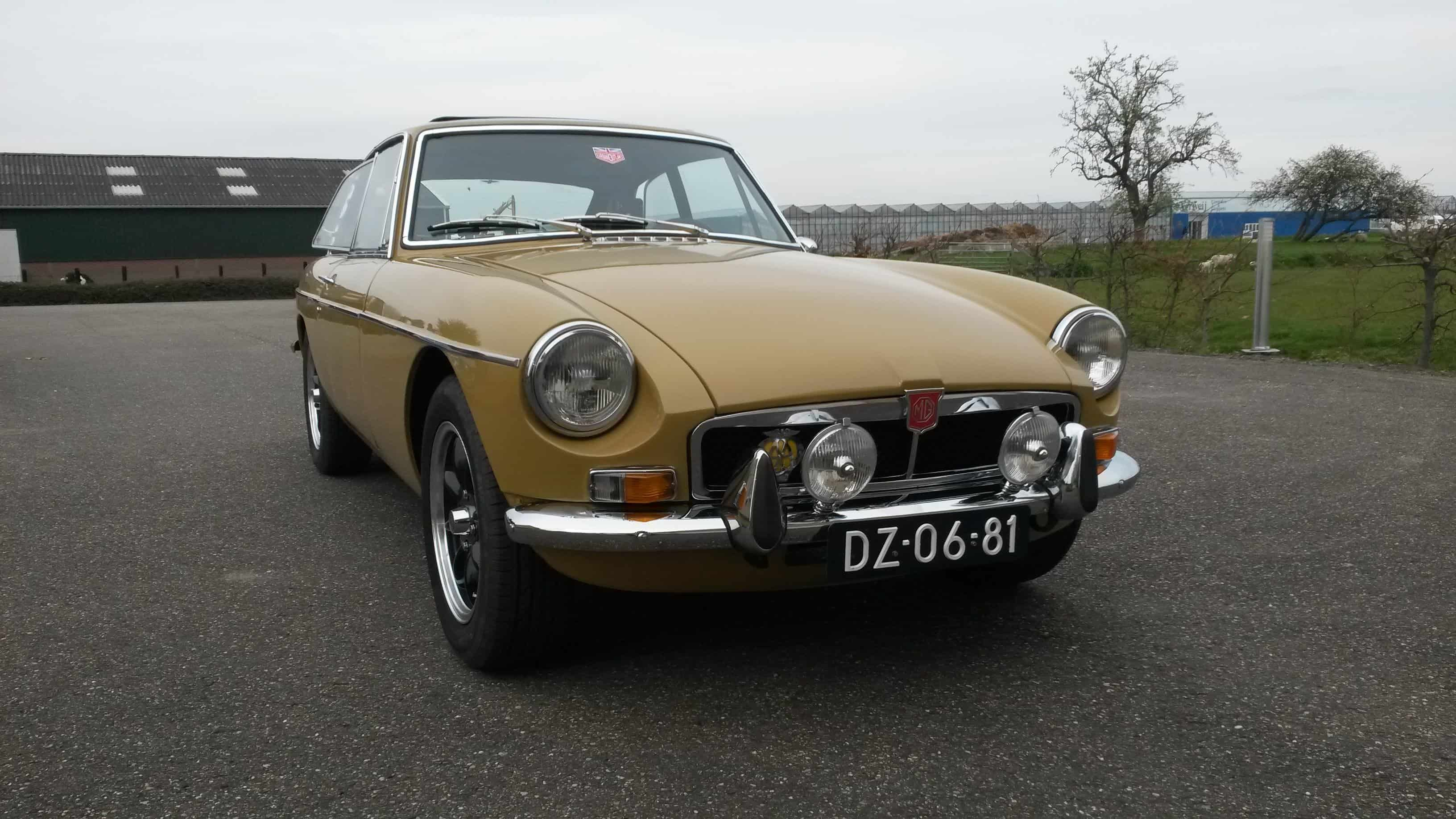 Mgb Gt Parts For Sale