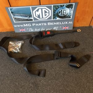 M075 static seatbelts